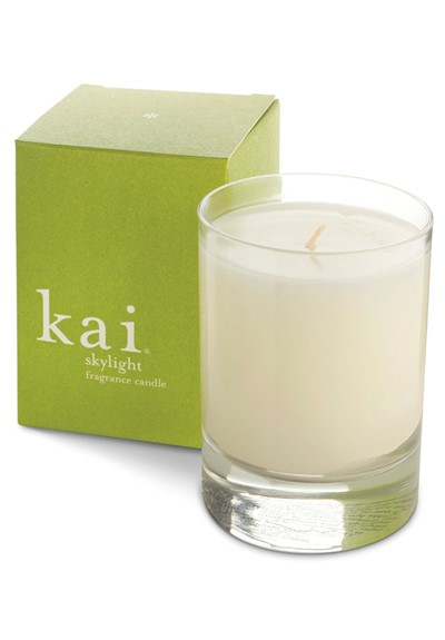 Kai Skylight Candle  Glass Votive  by Kai
