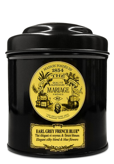 Earl Grey French Blue  Black Tea - Loose Leaf  by Mariage Freres