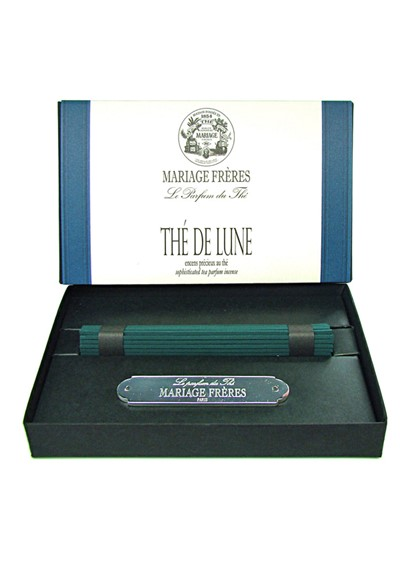 The de Lune  Incense sticks  by Mariage Freres
