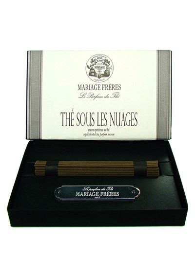 The Sous les Nuages  Incense sticks  by Mariage Freres