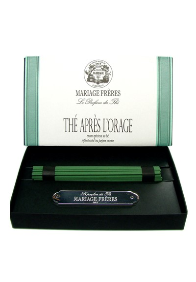 The Apres l'Orage Incense sticks  by Mariage Freres