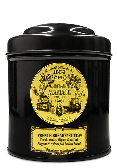 French Breakfast Black Tea - Loose Leaf  by Mariage Freres