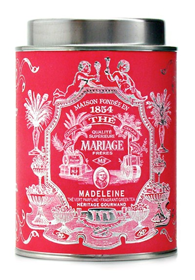 The Madeleine Green Tea - Heritage Gourmand  Green Tea - Loose Leaf  by Mariage Freres