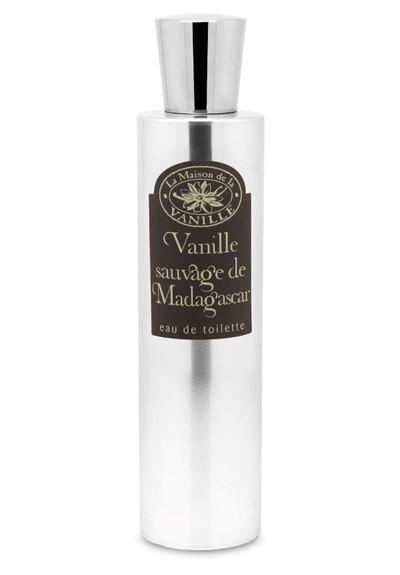 Vanille Sauvage de Madagascar Eau de Toilette  by La Maison de la  Vanille
