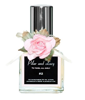 To twirl all girly  Eau de Parfum  by Pilar and Lucy