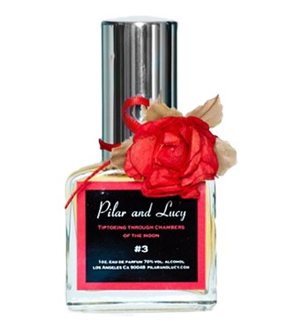 Tiptoeing through chambers of the moon  Eau de Parfum  by Pilar and Lucy