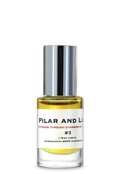 Tiptoeing through Chambers of the Moon Perfume Oil roll-on  by Pilar and Lucy