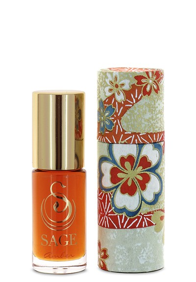 Amber perfume oil  by Sage