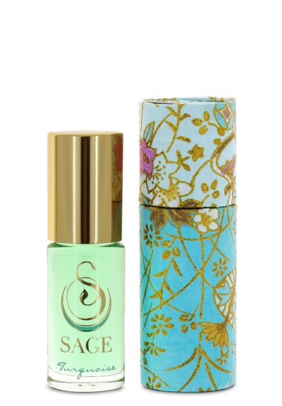 Turquoise perfume oil  by Sage