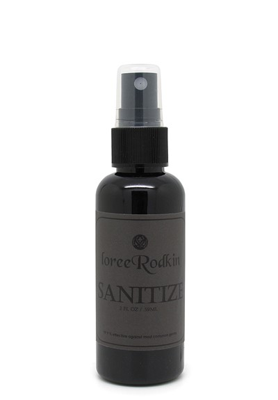 Sanitize - Gothic I  Hand Sanitizer  by Loree Rodkin