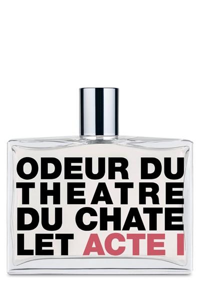 Odeur Du Theatre Du Chatelet Acte 1 Eau de Toilette  by Comme des Garcons
