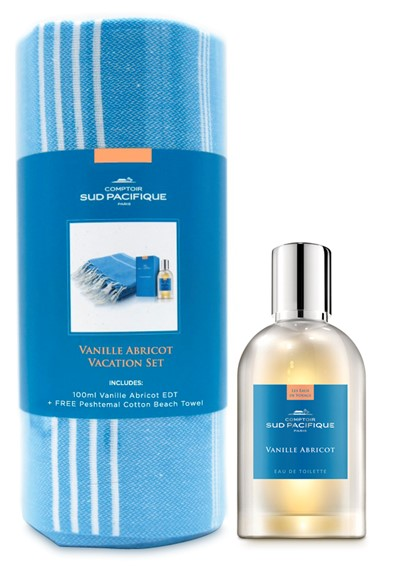 Beach Towel Vacation Set  Eau de Toilette + Towel  by Comptoir Sud Pacifique