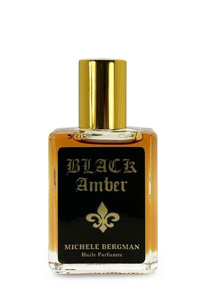 Black Amber perfume oil  by Michele Bergman