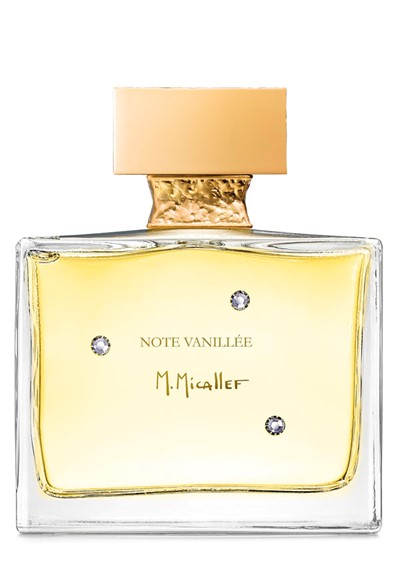 Note Vanillee  Eau de Parfum  by M. Micallef