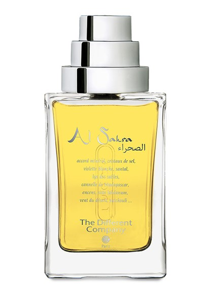 Al Sahra Eau de Parfum  by The Different Company