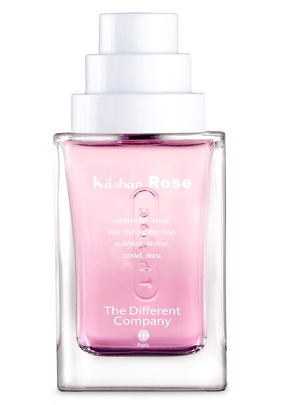 Kashan Rose  Eau de Toilette  by The Different Company