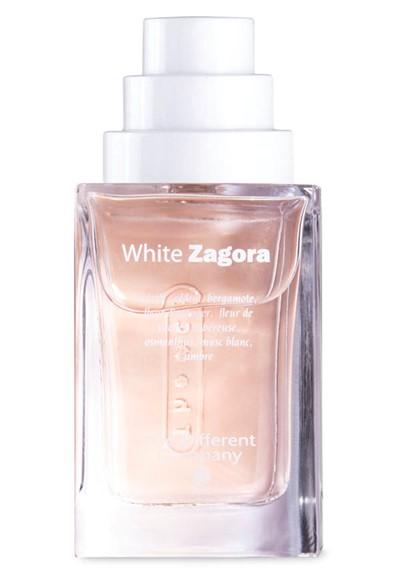 White Zagora Eau de Toilette  by The Different Company