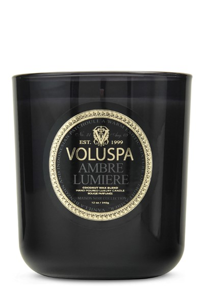 Ambre Lumiere Scented Candle  by Voluspa Candles