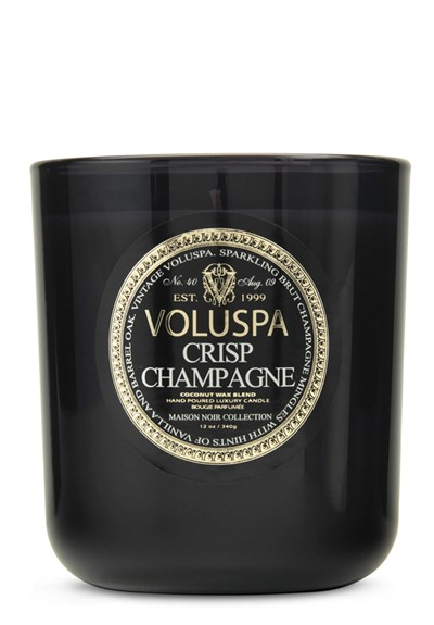 Crisp Champagne Scented Candle  by Voluspa Candles