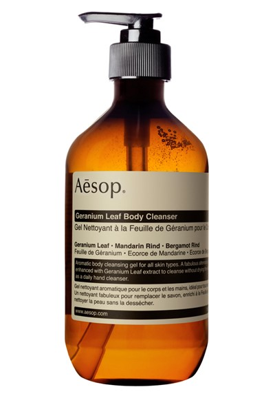 Geranium Leaf Body Cleanser  Body Cleanser  by Aesop