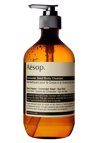 Coriander Seed Body Cleanser  Body Cleanser  by Aesop