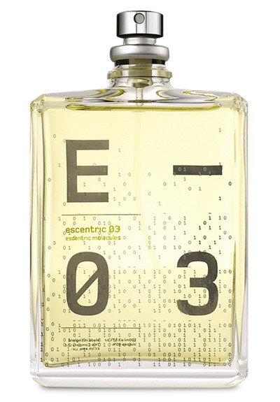 Escentric 03  Eau de Toilette  by Escentric Molecules