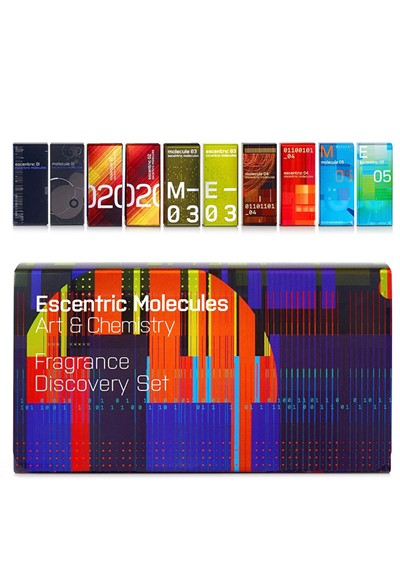 Escentric Molecules - 10 Piece Discovery Set    by Escentric Molecules