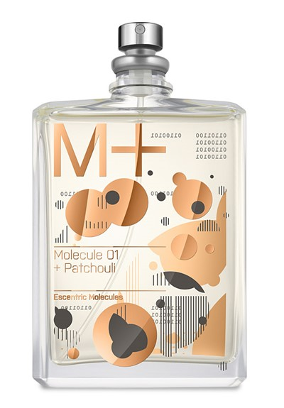 Molecule 01 + Patchouli  Eau de Toilette  by Escentric Molecules