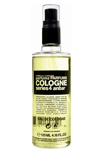 Anbar    by Comme des Garcons Series 4: Cologne