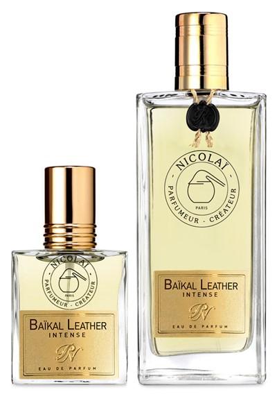 Baikal Leather Intense Eau de Parfum  by PARFUMS DE NICOLAI