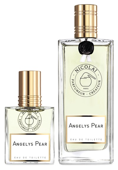 Angelys Pear  Eau de Toilette  by PARFUMS DE NICOLAI