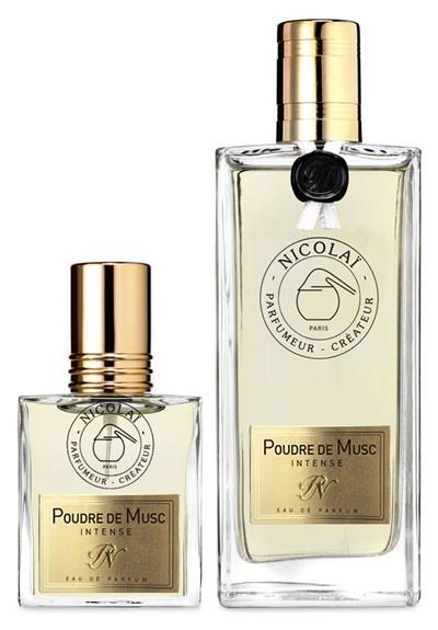 Poudre de Musc Eau de Parfum  by PARFUMS DE NICOLAI