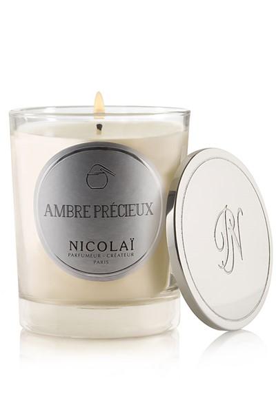 Ambre Precieux - Candle Scented Candle  by PARFUMS DE NICOLAI