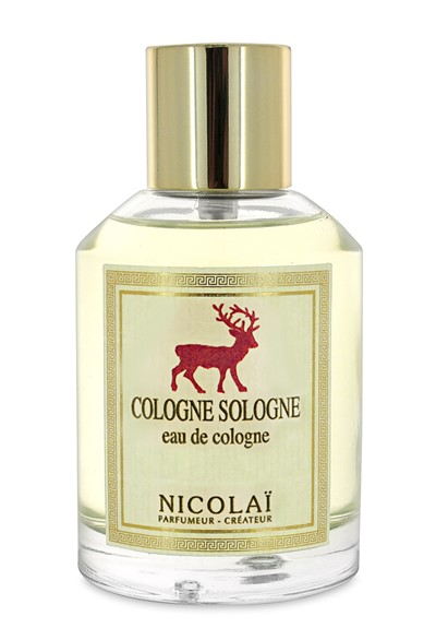 Cologne Sologne  Eau de Cologne  by PARFUMS DE NICOLAI