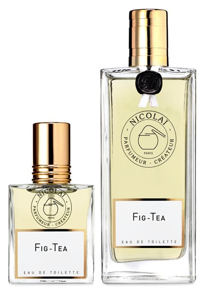 Fig Tea  Eau de Toilette  by PARFUMS DE NICOLAI