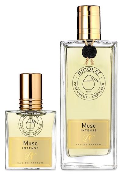 Musc Intense Eau de Parfum  by PARFUMS DE NICOLAI