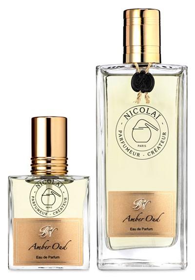 Amber Oud Eau de Parfum  by PARFUMS DE NICOLAI