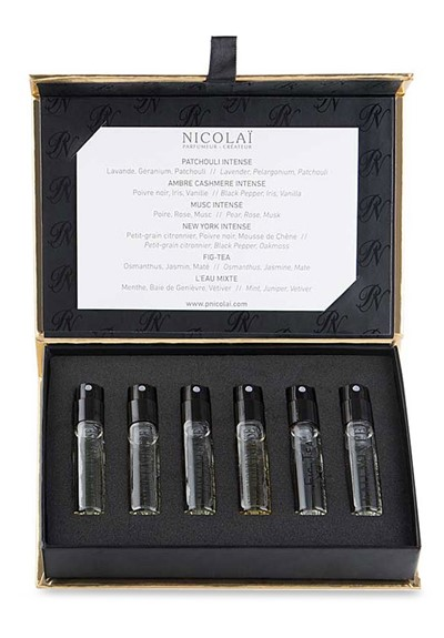 Discovery Set  Discovery Sample Set  by PARFUMS DE NICOLAI