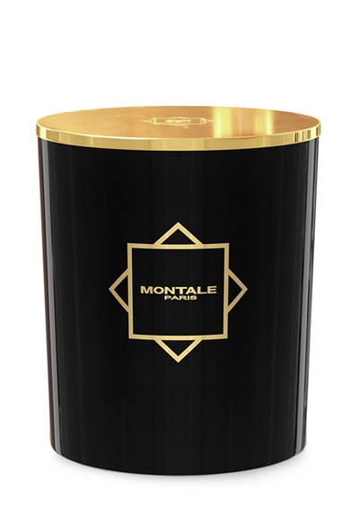 Aoud Ambre candle Scented Candle  by Montale