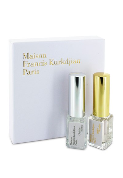Maison Francis Kurkdjian Gentle Fluidity Duo   by Luckyscent Gifts With Purchase