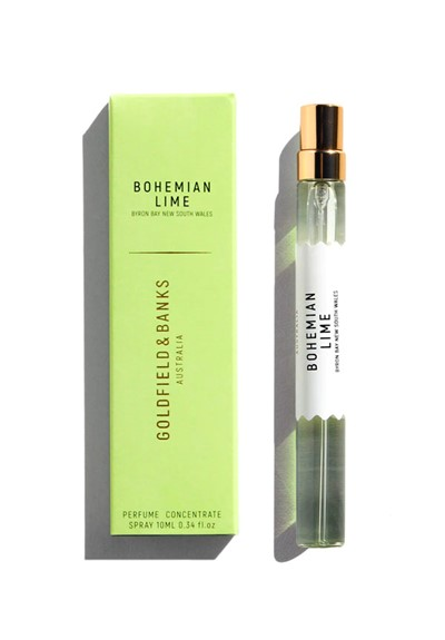 Bohemian Lime Travel Spray    by Luckyscent Gifts With Purchase