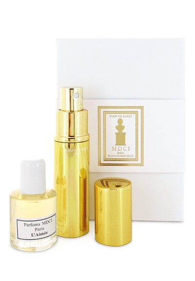 Parfums MDCI Mini L'Aimee with Travel Atomizer   by Luckyscent Gifts With Purchase