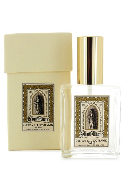 Oriza L. Legrand Relique d'Amour   by Luckyscent Gifts With Purchase