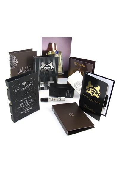 10 Piece Mens Gift with Purchase   by Luckyscent Gifts With Purchase