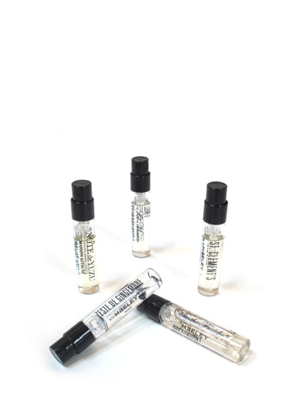 Heeley 5pc Sampler   by Luckyscent Gifts With Purchase