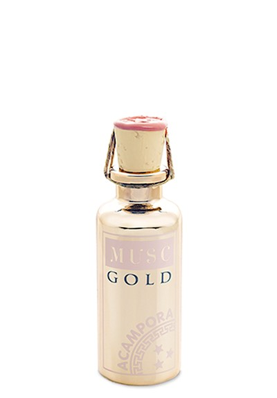 Musc Gold Perfume Oil  Perfume Oil  by Bruno Acampora