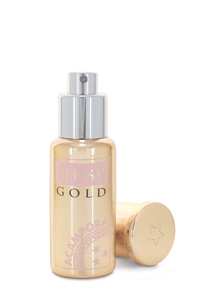 Musc Gold Extrait  Parfum Extrait  by Bruno Acampora
