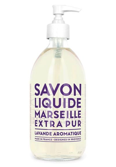 Savon de Marseille- Lavender Liquid Hand Soap  by Compagnie de Provence
