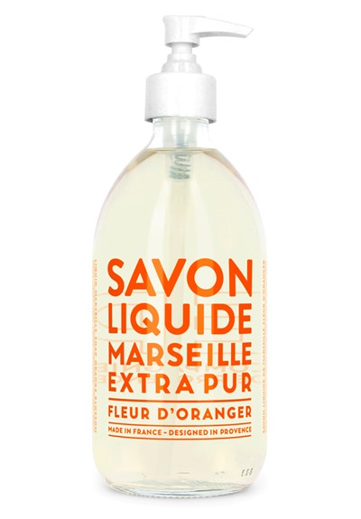 Savon de Marseille - Orange Blossom  Liquid Hand Soap  by Compagnie de Provence