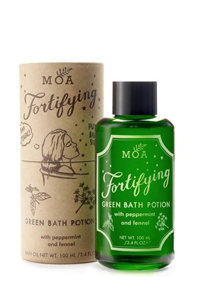 Fortifying Green Bath Potion Bath Oil  by Moa